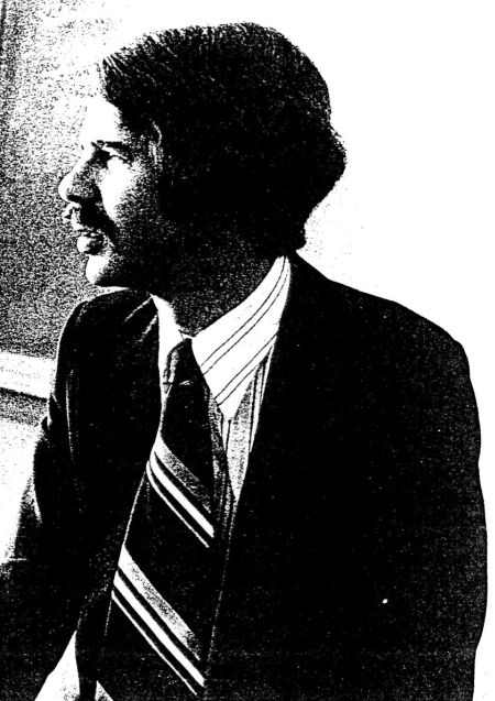 Marc Kilgour Term of Presidency: 1977-1978