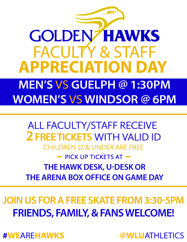 Faculty and Staff Appreciation Day