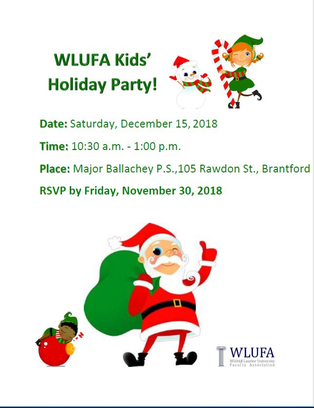 Kids' Holiday Party 2018