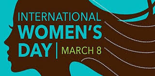 March 8 — International Women's Day Event. All welcome!